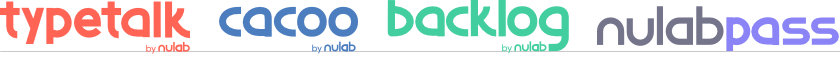 Nulab Logo with alignment