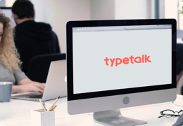 Typetalk screenshot 6