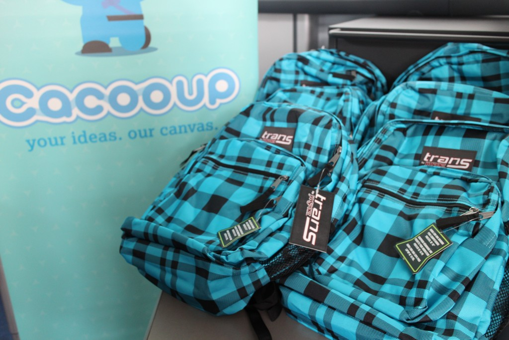CacooUp prizes for Design Challenge student winners