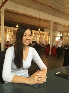 ANYTIMES CEO, Chika Tsunoda