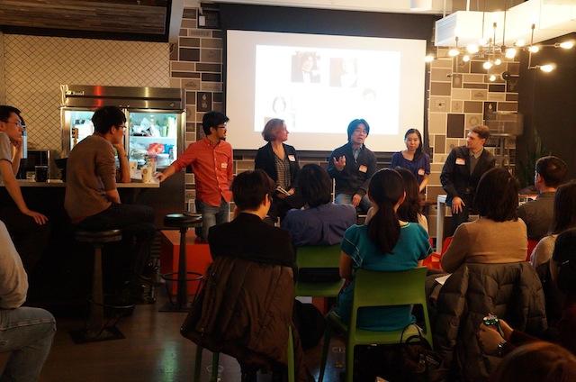 「Japan NYC Startups」は、回を重ねるごとに参加者が増えている