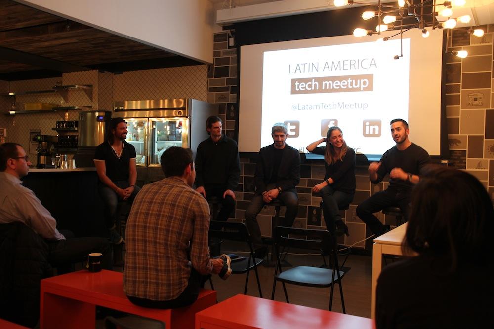 「MENA」(同上)。 ゲストスピーカーに、endeavor VPのDaniela Terminelさん、 Startup Cuba コファウンダーの Alberto R. Tornesさん、テックファウンダーのRichard Fallahさんや Sam Friedman さんらを迎えた