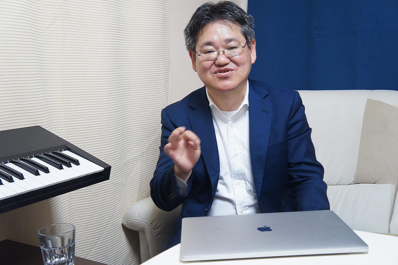株式会社ディーバ 青柳臣一さん
